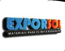 Exporsol – Logo & Flyer