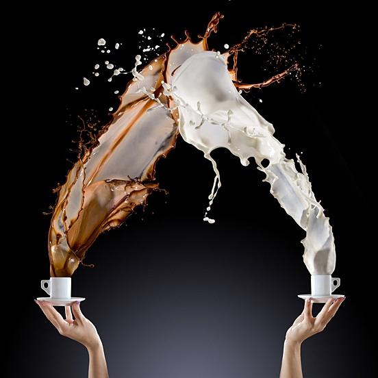 13 – Coffee Splash Cup