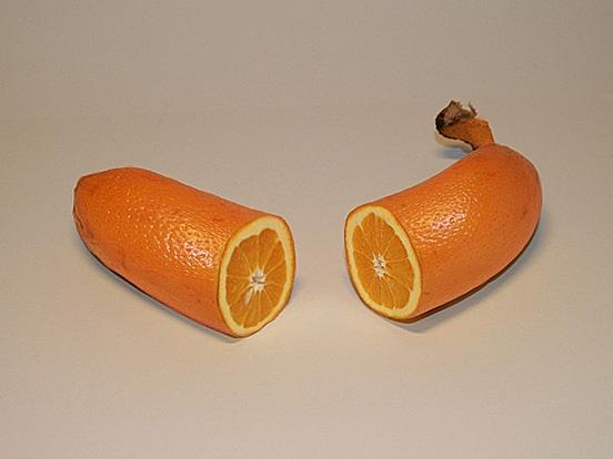 15 – Orange Goes Banana