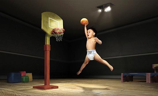 17 – Basketball