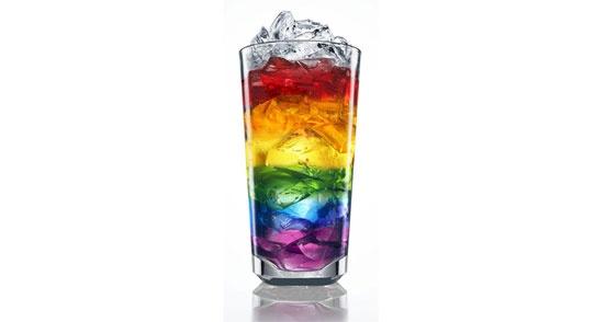 2 – Rainbow Drink