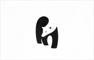 Polar-Bear-negative-Space-Logo