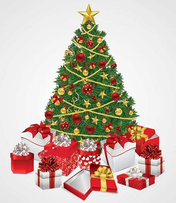 christmas-tree-with-gifts-vector-illustration-free-600x694